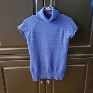 Maurices short sleeve,  turtle neck top